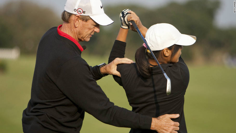 "Haney, meanwhile, is no longer coaching tour pros. His focus is on his<a href=""http://www.ijga.com/index.php"" target=""_blank""> International Junior Golf Academy</a>, public clinics and corporate work."