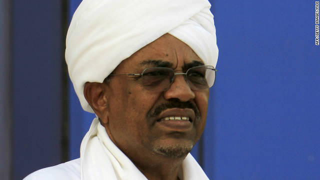 Sudanese President Omar al-Bashir is wanted by the court in The Hague, Netherlands, for alleged war crimes.
