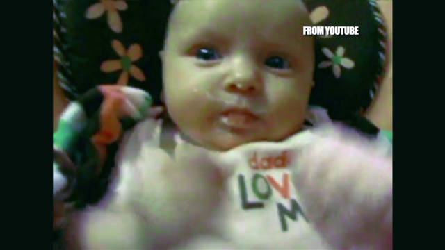 Family releases video of missing baby