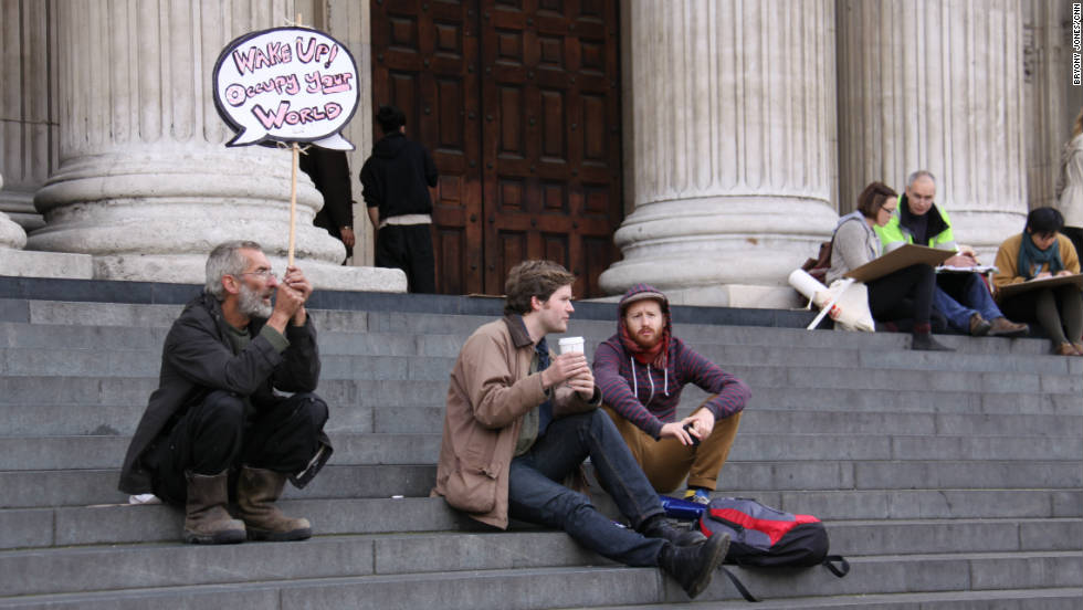 Activists say the public reaction to their protests has been largely friendly and peaceful.