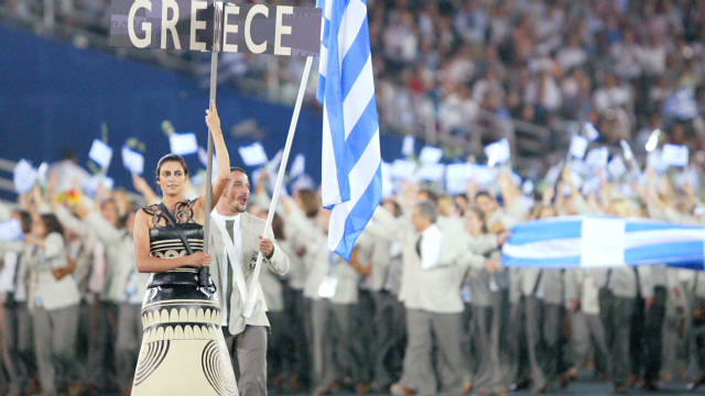Greece's road to economic crisis