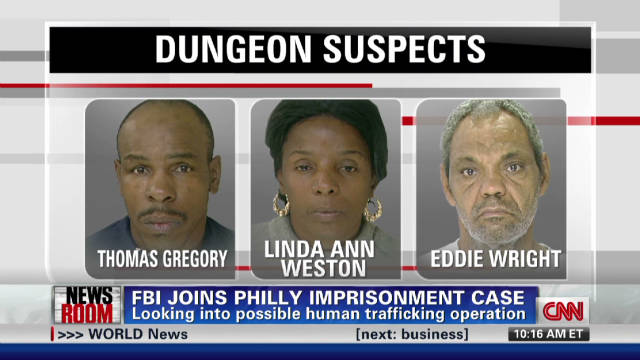 Mentally disabled adults held captive