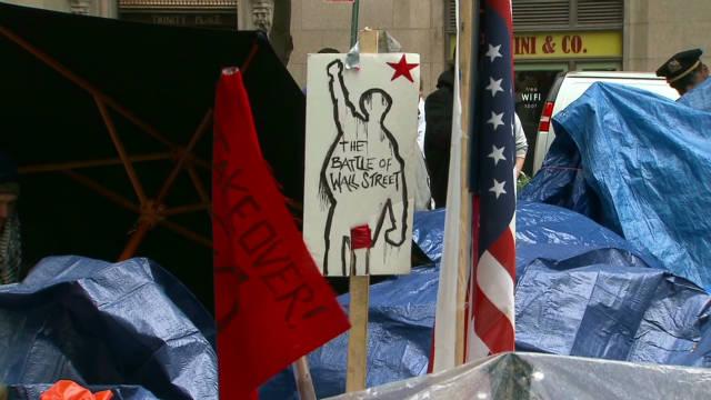 Inside Occupy Wall Street