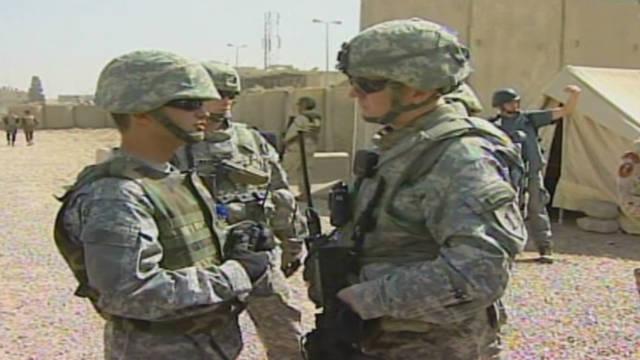 When U.S. troops leave Iraq