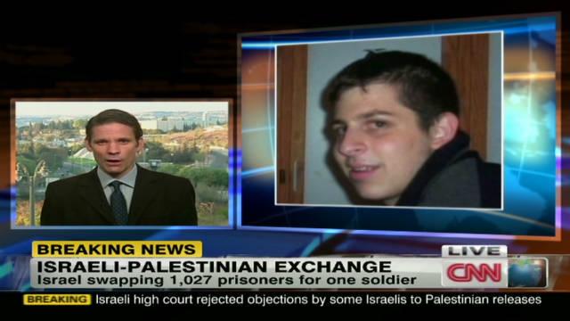 Israel, Palestinians exchange prisoners
