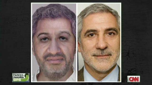 Bin Laden's look-alike?