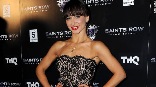 """I want to enjoy this and I want to enjoy the wedding and doing it together is just really hard,"" Karina Smirnoff said."