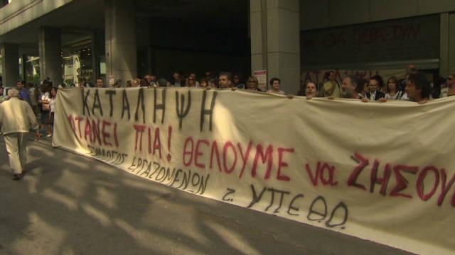 Greece: Impact of the crisis