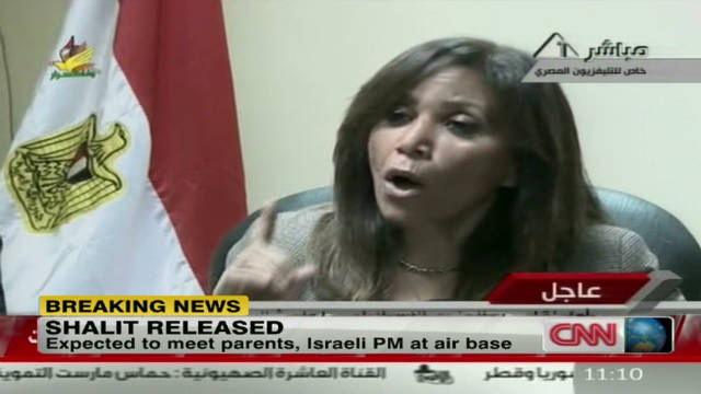 Journalist speaks about Shalit