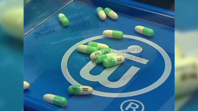Women more likely to use antidepressants
