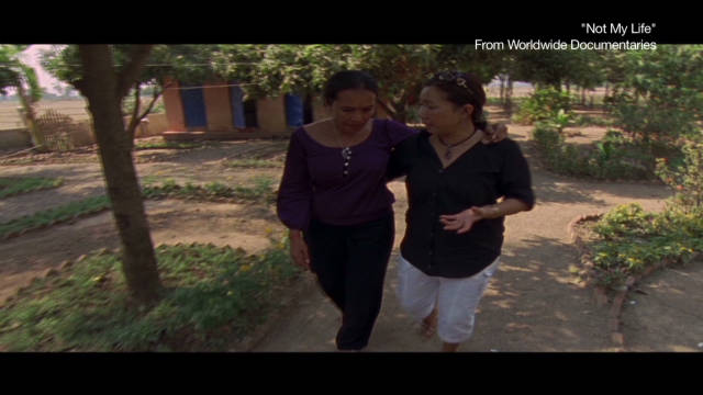Women rescue Cambodian sex slaves