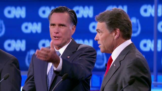 Fiery GOP debate in Las Vegas