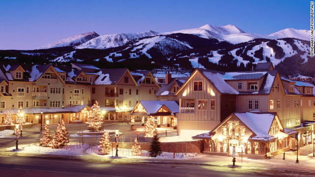 With a variety of conferences held in the Colorado Rockies, vacation rentals like these in Breckenridge can create a homey feel.