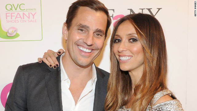 """[Giuliana] is feeling much better this morning and was cracking jokes,"" Bill Rancic said about his wife Giuliana Rancic."