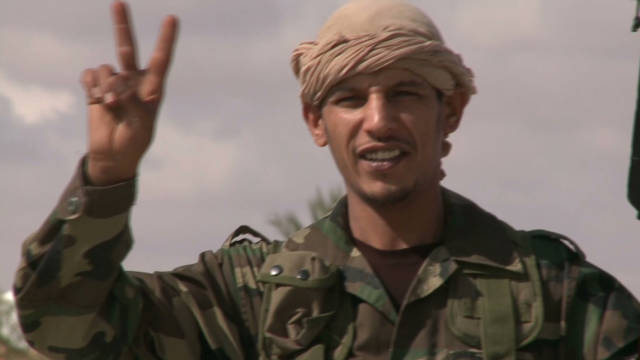 Anti-Gadhafi forces take Bani Walid
