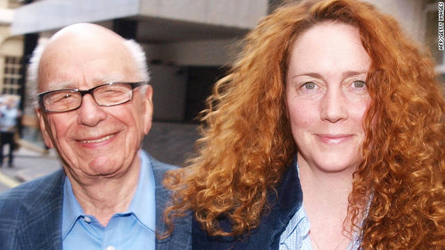 Reports: Ex-Murdoch executive arrested