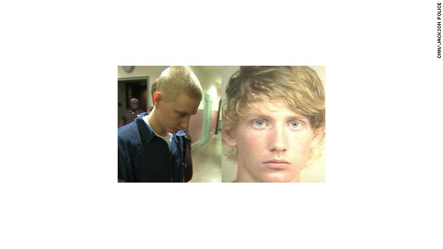 Deryl Dedmon, 19, faces capital murder and hate crime charges for the killing of James Anderson.