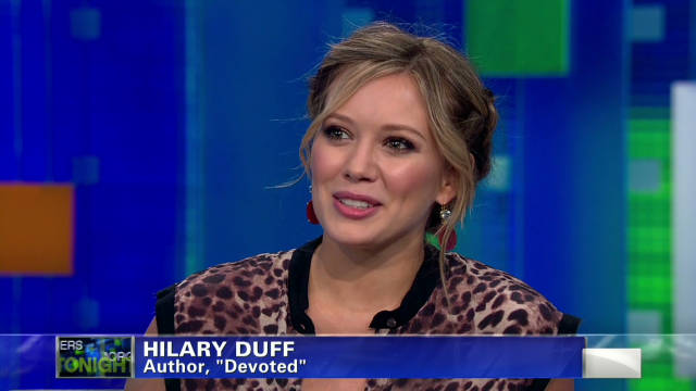 2011: Hilary Duff: child won't be in spotlight