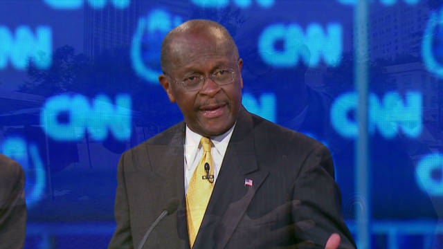 Rival GOP candidates have criticized Herman Cain for his remarks on abortion.