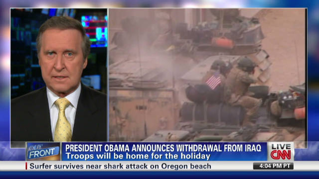 Cohen: We've given Iraqis an opportunity