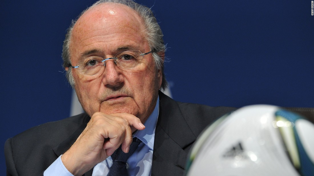 "Sepp Blatter<a href=""http://cnn.com/2011/10/21/sport/football/football-fifa-blatter-corruption/""> announces the introduction of four new task forces</a> and a ""Committee of Good Governance"" aimed at reforming the organization and repairing its reputation."