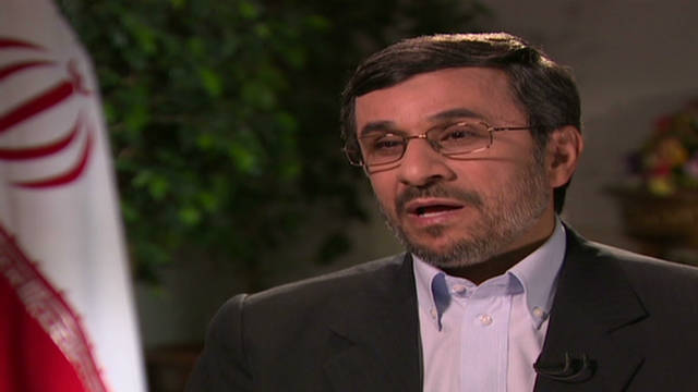 Ahmadinejad dismisses plot accusations