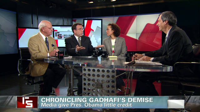 Chronicling Gadhafi's demise