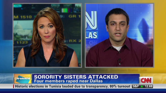 Cops: Four sorority sisters raped