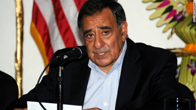 U.S. Defence Secretary Leon Panetta praised China during the ASEAN Defence Ministers' meeting on Sunday.