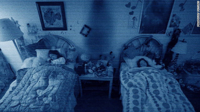 "Surprisingly, ""Paranormal Activity 3"" received a poor ""C+"" rating from CinemaScore graders."