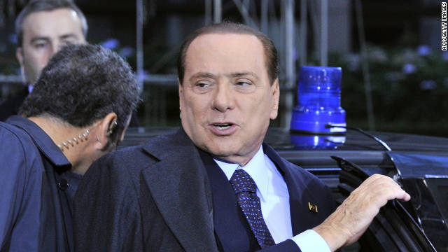 "Italian Prime Minister Silvio Berlusconi mused several years ago that high tax rates in Italy made evasion a ""natural right."""