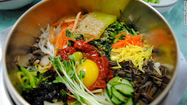 Bibimbap is so central to Jeonju culture, there is an entire festival dedicated to the dish.