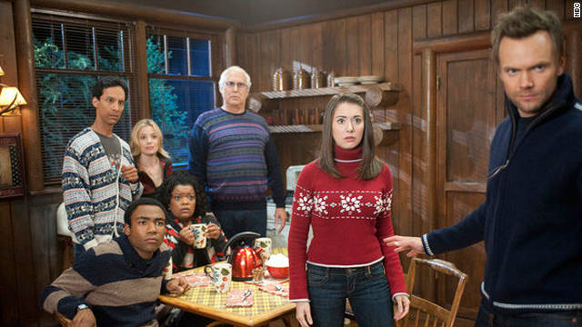 "Fans have eagerly awaited the return of ""Community."""