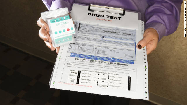 The ACLU says Florida's law is unconstitutional, while the state points out that private employers and the military give drug tests.