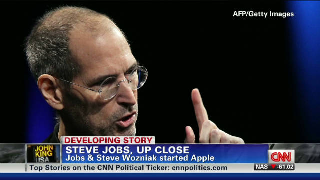 Wozniak: Jobs was a strong leader