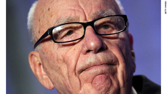 Rupert Murdoch in a buying mood