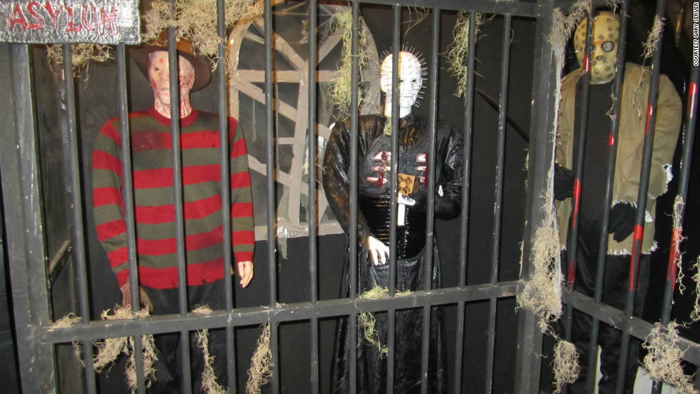 Homemade Haunts Offer Cheap Thrills For The Whole