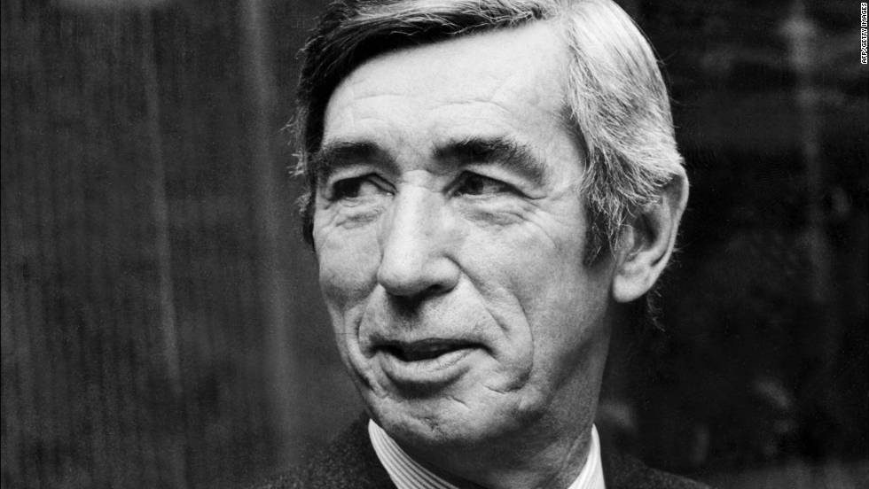 Herge, pictured, wrote and illustrated 23 Tintin books.