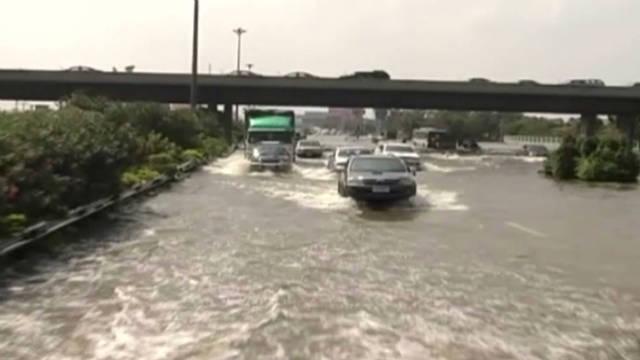 Thailand devastated by floods