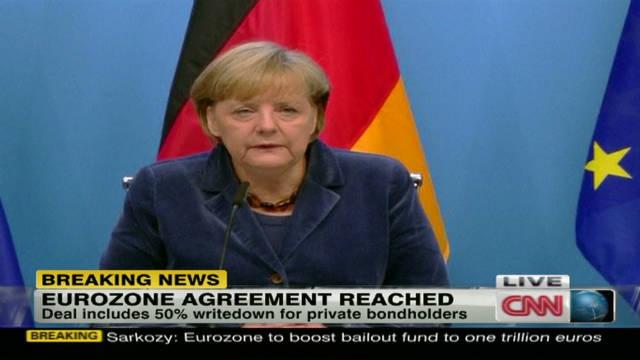 'Fraught negotiations' before EU deal