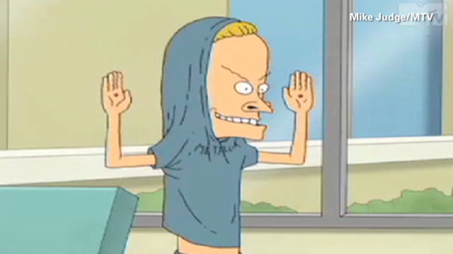 'Beavis and Butt-head' back on TV