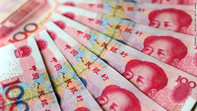 The International Monetary Fund has softened its stand on the value of China's currency.