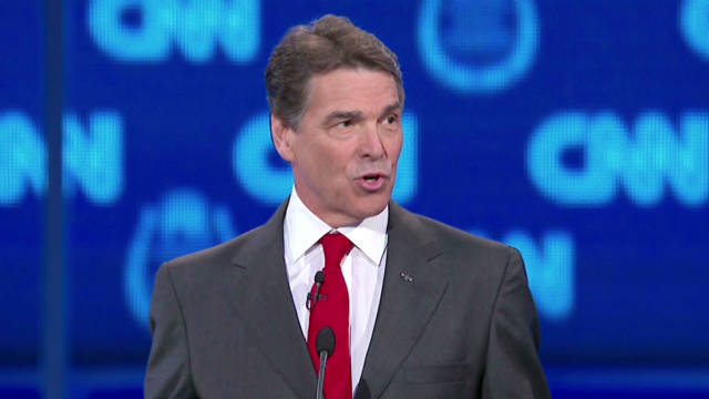 Why Perry is skipping some debates