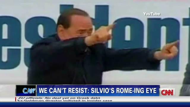 Berlusconi defends bunga bunga parties
