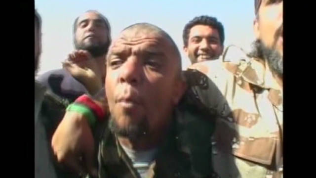 Do Libyans care who killed Gadhafi?