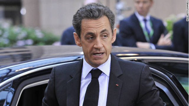 French President Nicolas Sarkozy said he had no problem with China providing capital to bolster the euro.