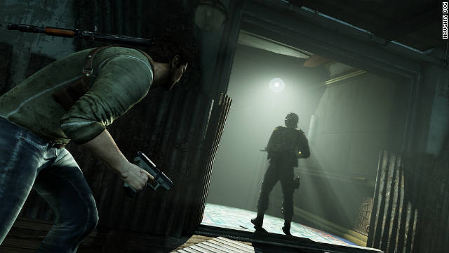 "Indiana Jones-style adventure is nonstop in ""Uncharted 3:  Drake's Deception,"" which wraps up the franchise."