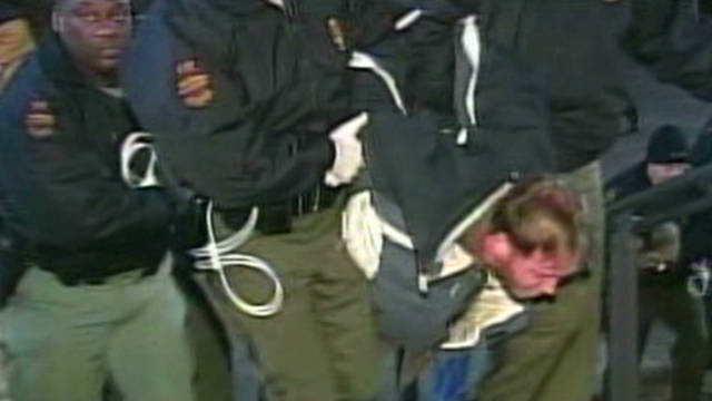 Occupy protesters arrested in Nashville