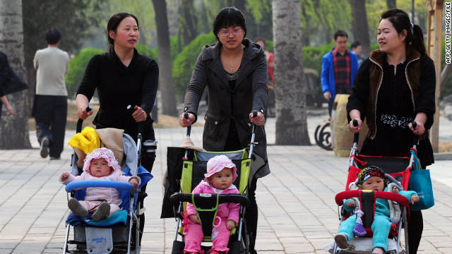 China's one-child policy, implemented in the late 1970s, has prevented an estimated 400 million births in the country.