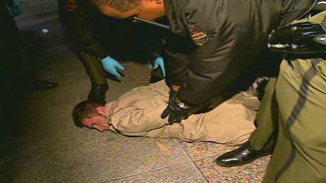 26 Saturday arrests at Occupy Nashville